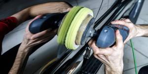 Autoaufbereitung - Polieren