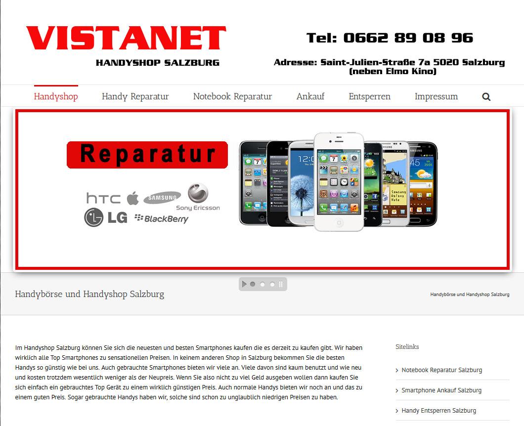 Professionelle Reparaturen bei der Handy Reparatur Salzburg
