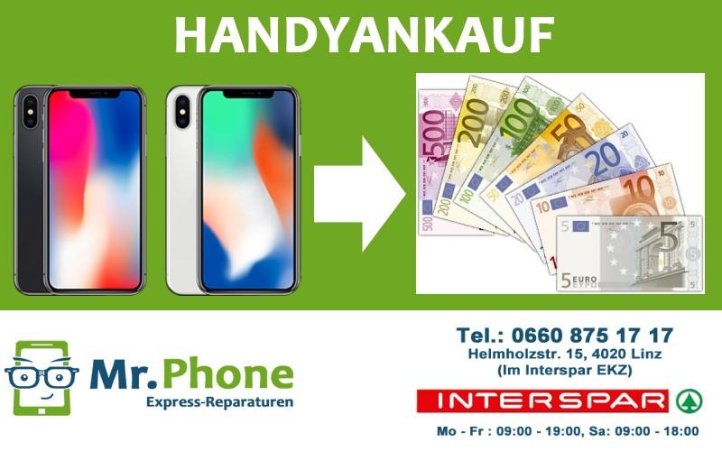 Handys schnell verkaufen beim Handy Ankauf Linz